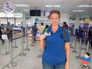 thai drivers license service customers
