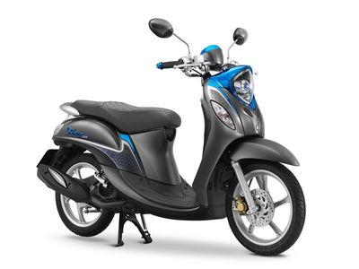 yamaha fino for rent