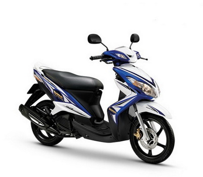 yamaha mio for rent