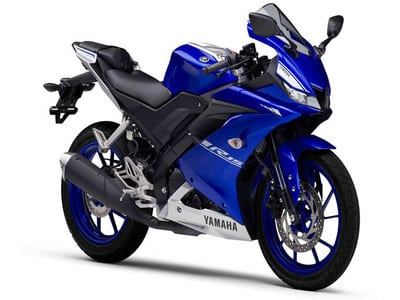 yamaha r15 for rent