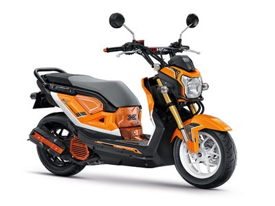 honda zoomer for rent