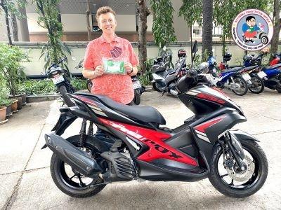 sell my motorbike in bangkok
